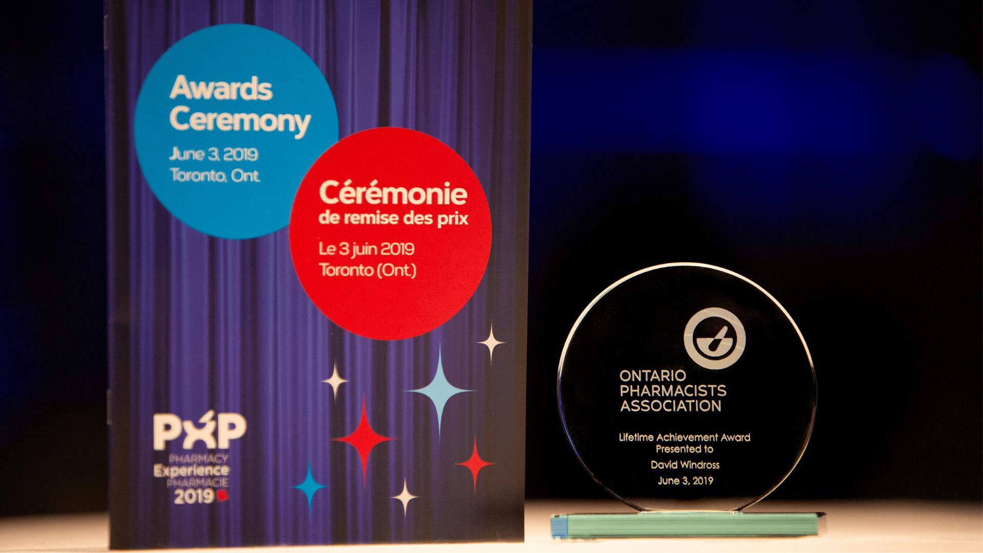Past OPA Award Winners