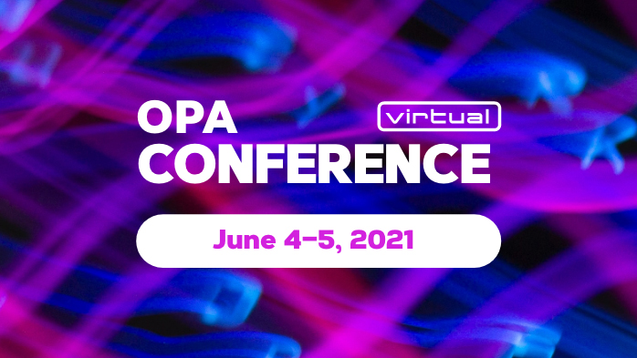 OPA 2021 Virtual Conference, Early Bird Registration