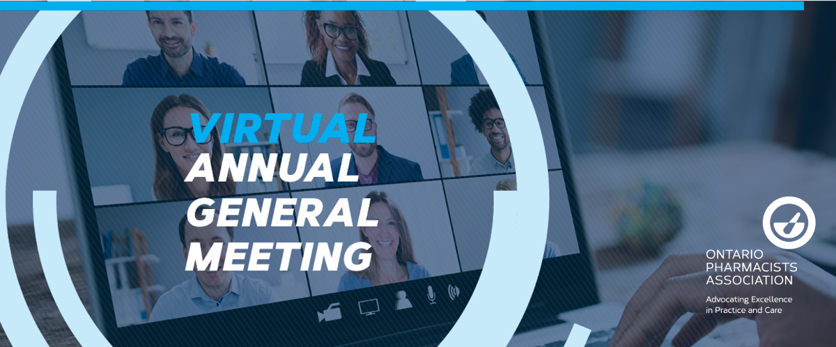OPA Annual General Meeting 2021
