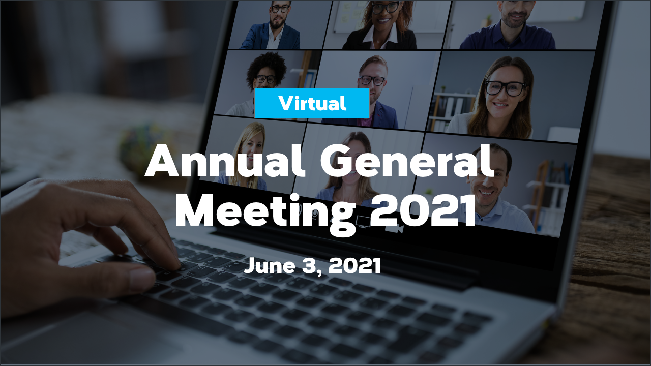2021 Annual General Meeting Minutes and Notes