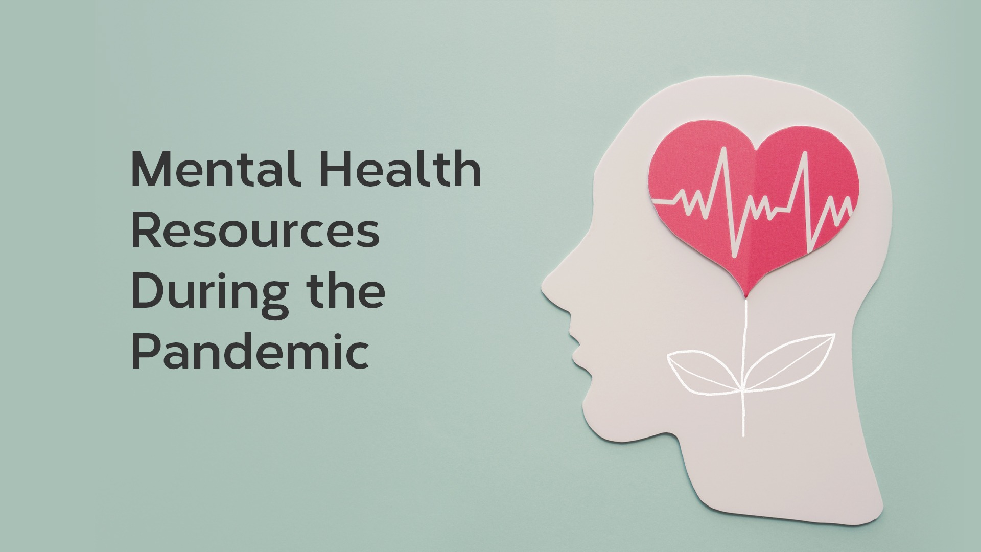 Mental Health Resources for Pharmacy Professionals During COVID-19