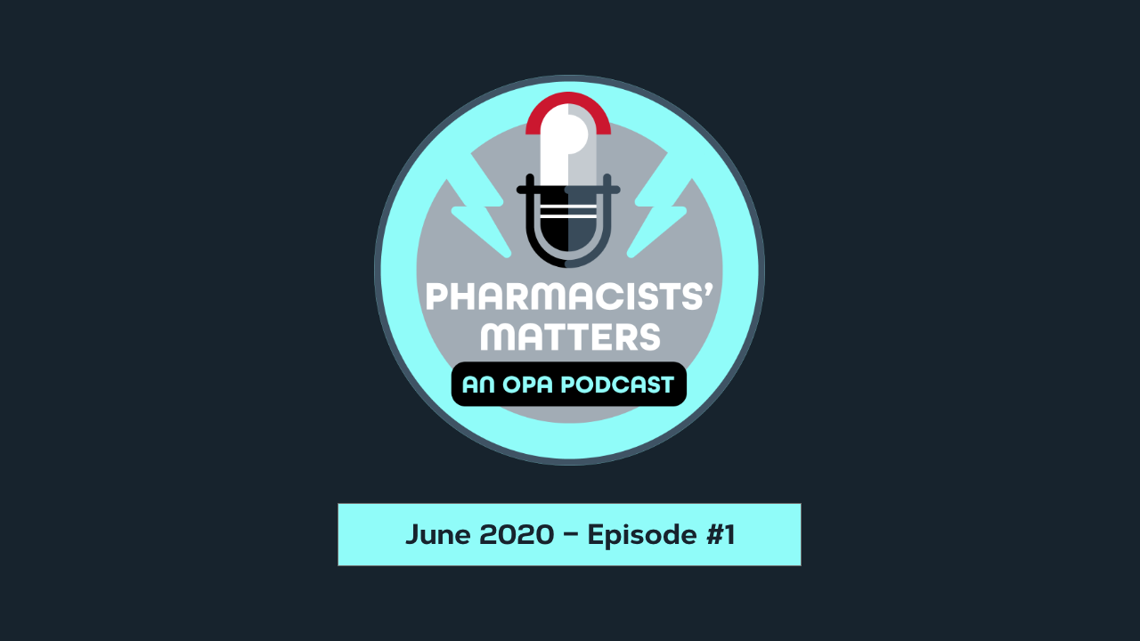 COVID-19 and the evolving pharmacy model