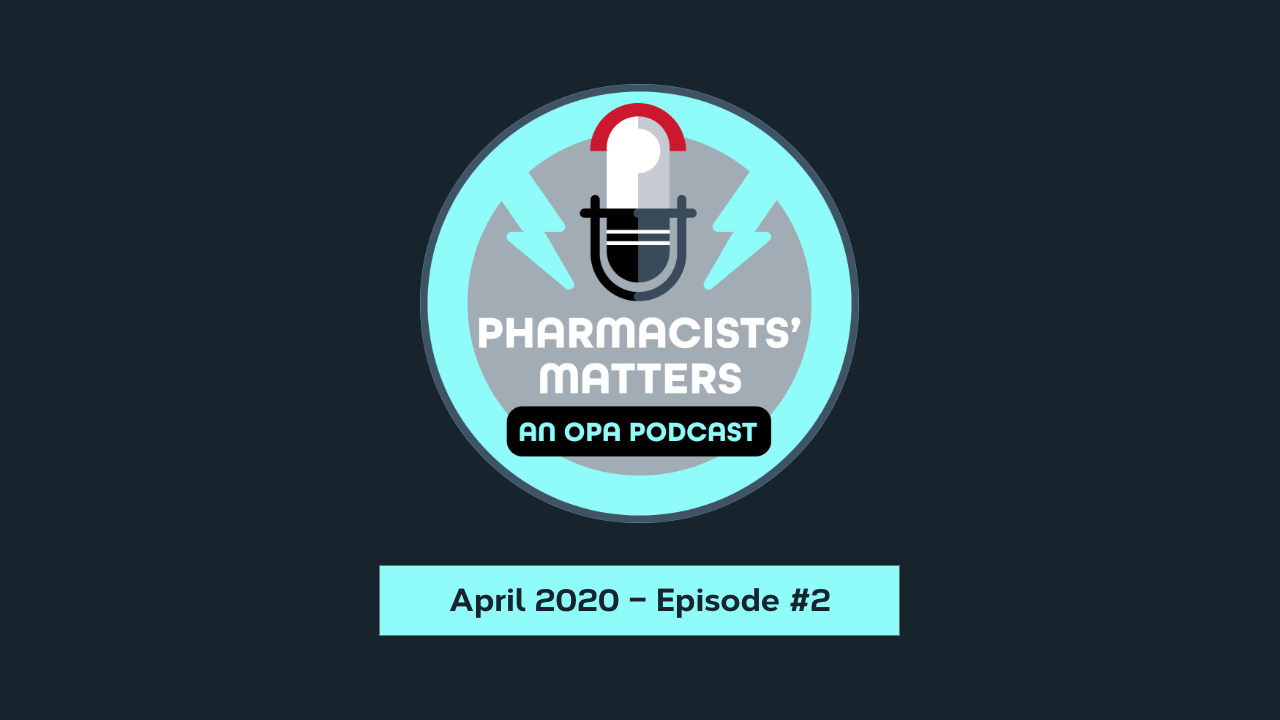 Pharmacy in the face of pandemic