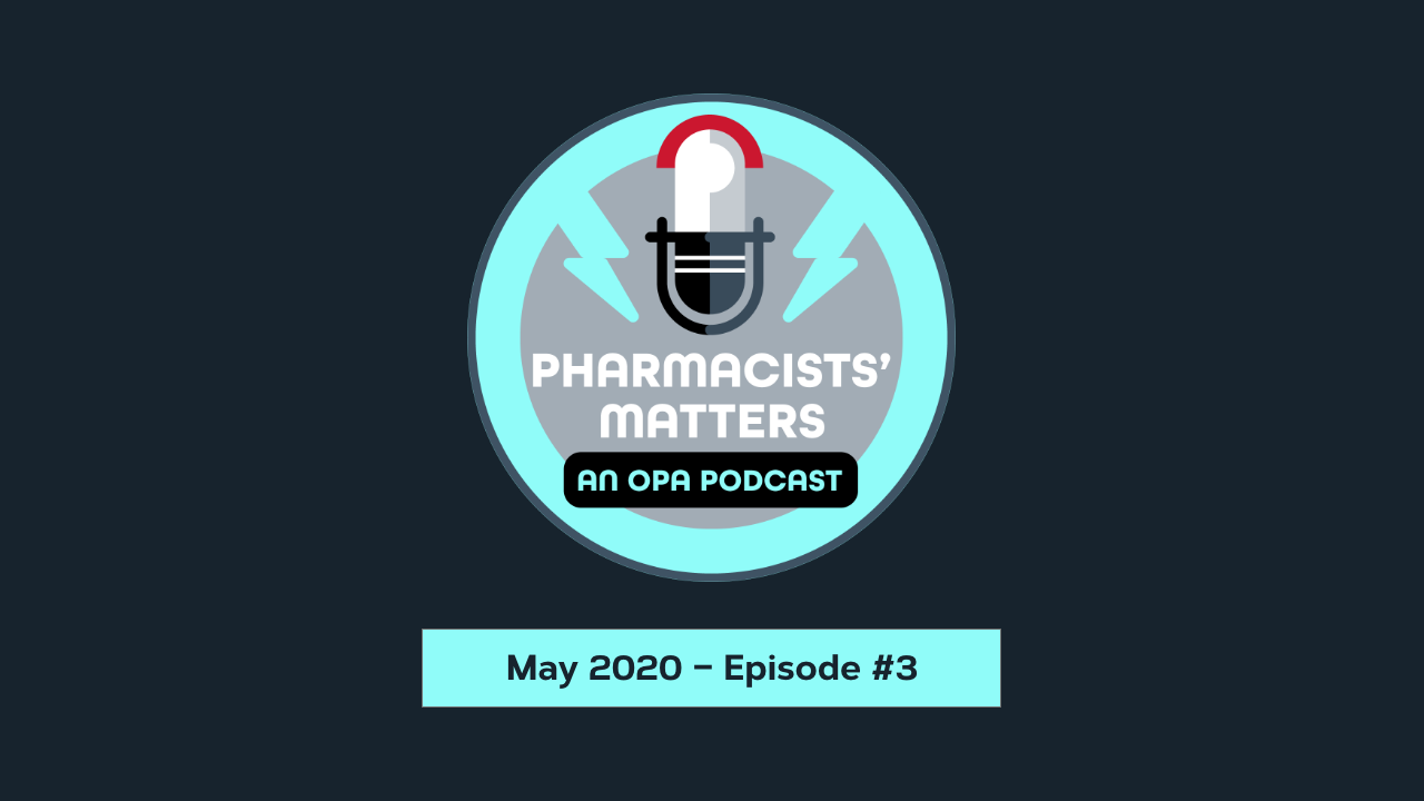 Pharmacy and pandemic resources