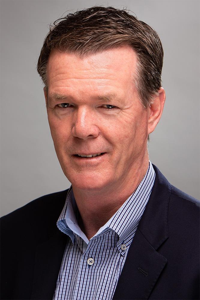 Portrait of Chris Jordan