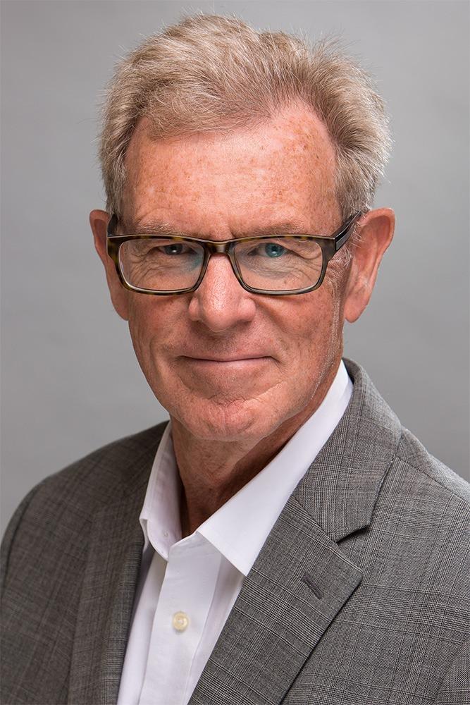 Portrait of Eric Morrison