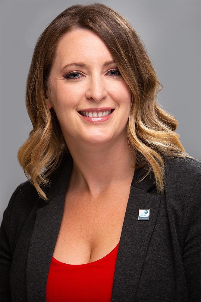 Portrait of Jen Baker