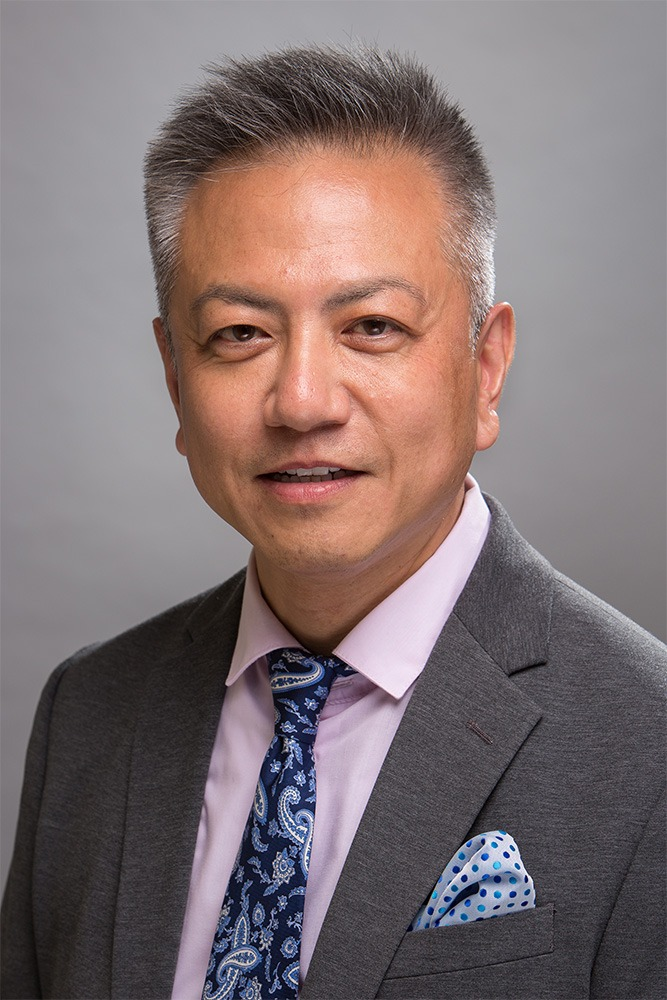 Portrait of Michael Cheung
